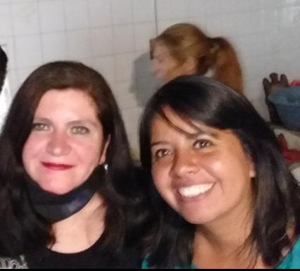 Mujeres emprendedoras -coach ontológico Verónica Paesani y la psicopedagoga Andrea Espinoza