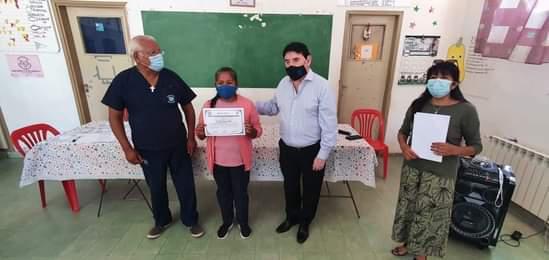 ATSa entrega de certificados en Cachi con Ramos 002