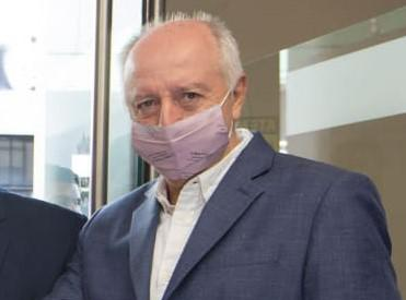 José Luis Naponleón Gambetta- funcionario municipal
