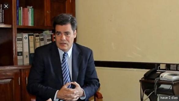 Julio Bavio juez federal en Salta