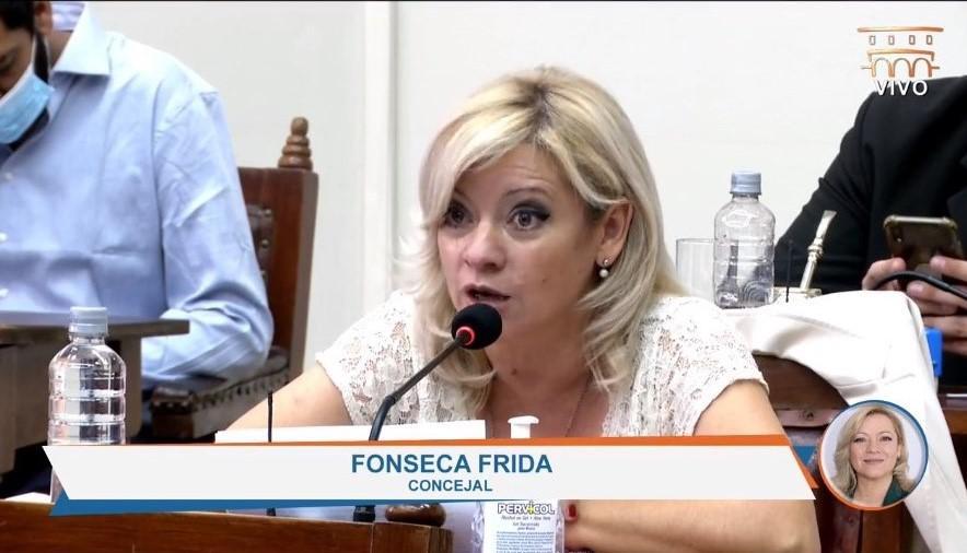 Concejal Frida Fonseca