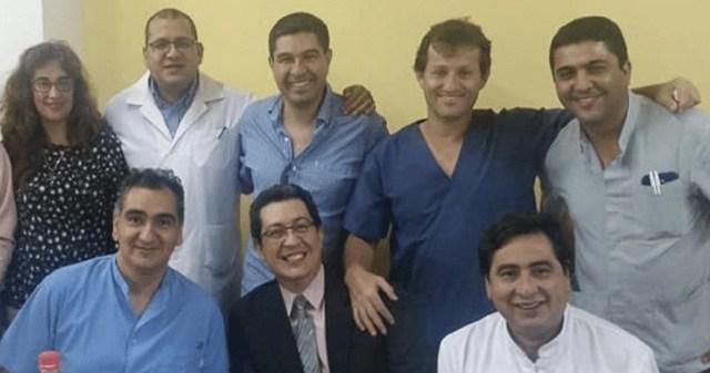 TARTAGAL - Círculo Médico contra Juan Ramón López