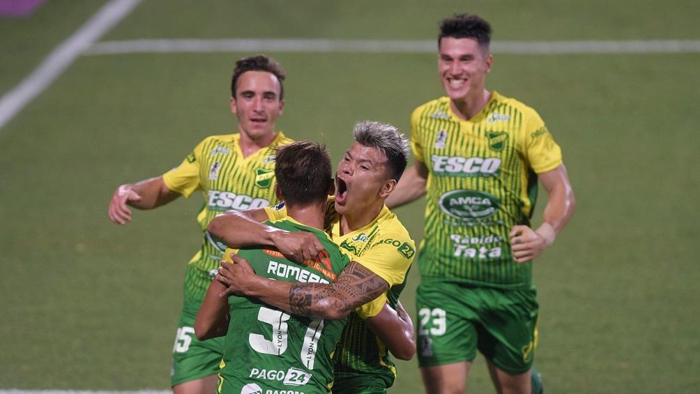 Defensa y Justicia campeón de la Recopa en Brasil