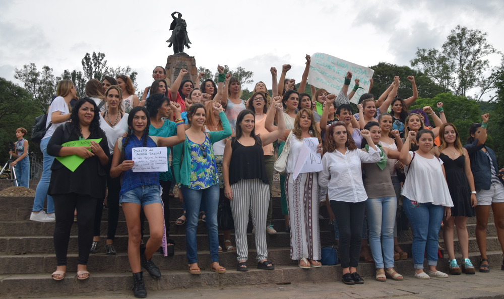 Compromiso de periodistas salteñas contra el acoso y el abuso sexual
