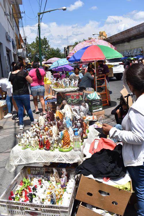 Incidentes con vendedores ambulantes en Navidad (1)
