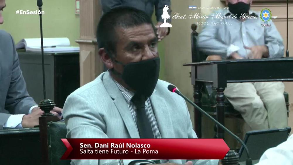 Senador Dani Nolasco