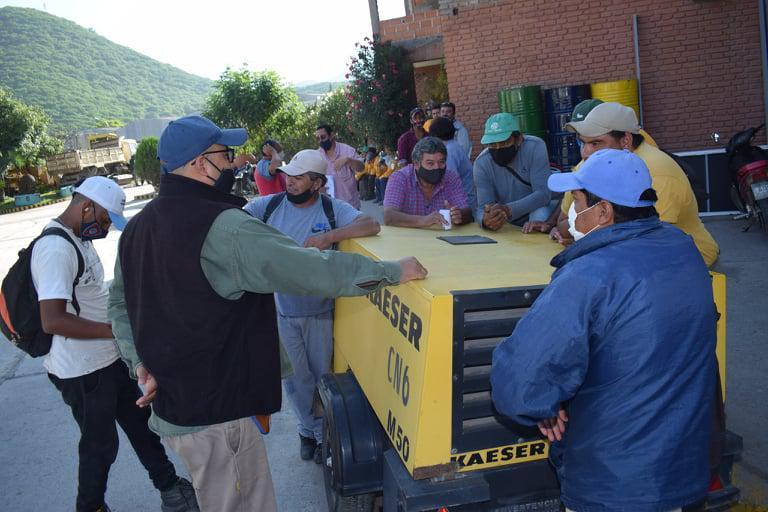 UTM  pide obras para los municipales (9)
