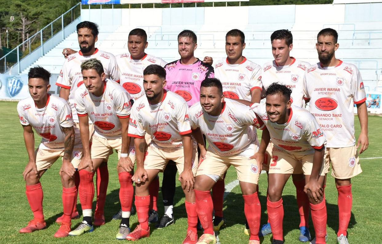 Deportivo La Merced- equipo