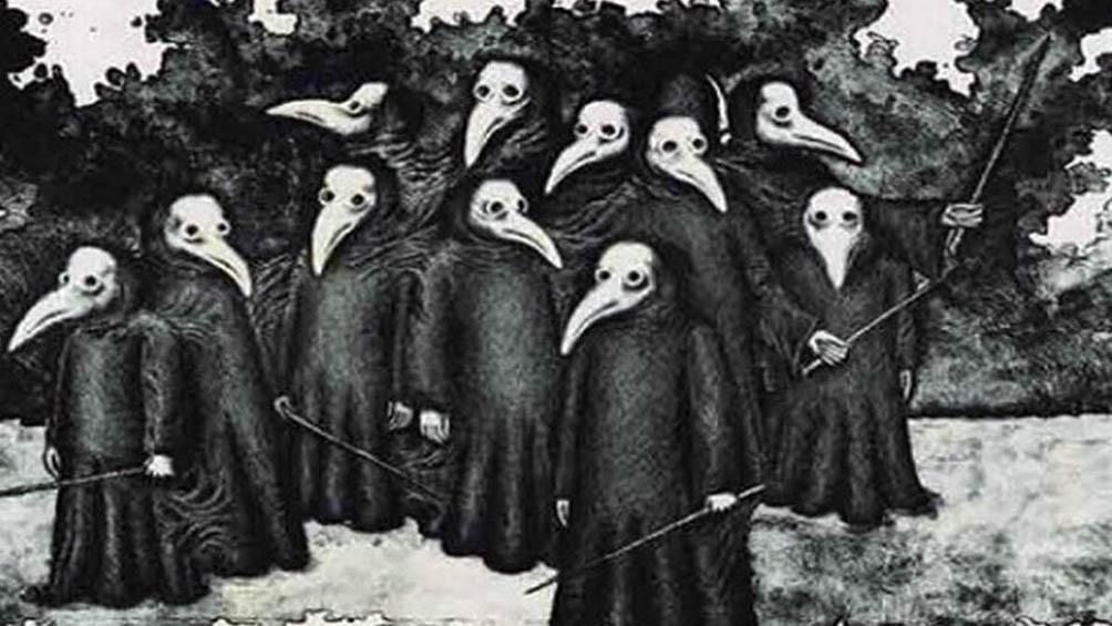 La peste negra foto