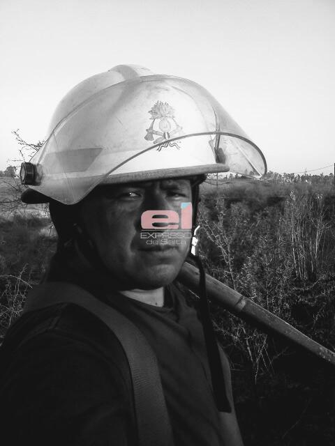 Comandante de la Brigada Solidaria, Víctor Villanueva